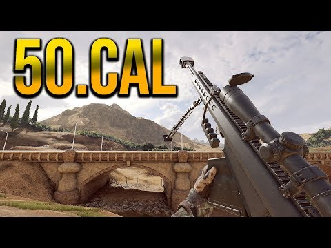 NEW* 50 CAL Gameplay! - Insurgency Sandstorm