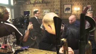 Kingsman: The Secret Service: Behind the Scenes Complete Movie Broll - Colin Firth, Sam Jackson