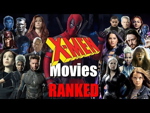 All 12 X-Men Movies Ranked: Worst to Best