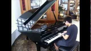 Forever In Love  Kenny G  Piano Cover
