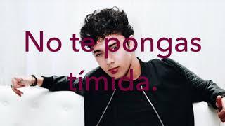 CNCO   Reggaetón Lento LETRA