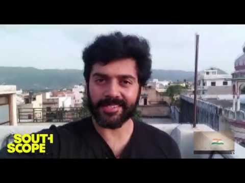 Actor Ashwin Kakamanu on his Independence Day resolution