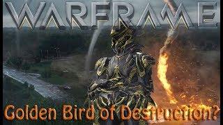 Warframe - Zephyr Prime [Golden Bird of Destruction?]