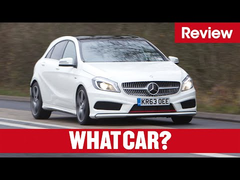 2012 Mercedes-Benz A-Class UK review - What Car?