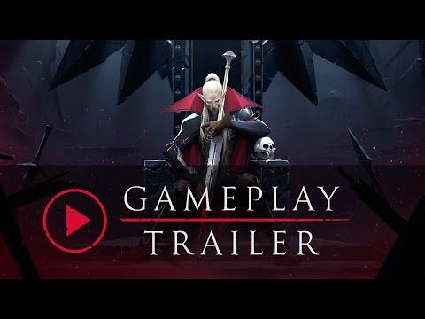 V Rising Gameplay Trailer