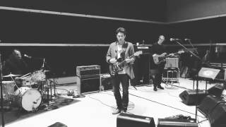 John Mayer Trio 2016 - Who Did You Think I Was (Rehearsal)