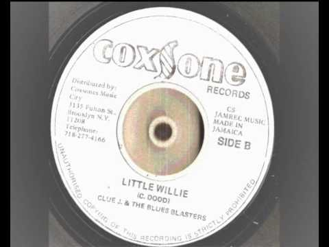 clue j and the blues blasters – little willie – coxsone records