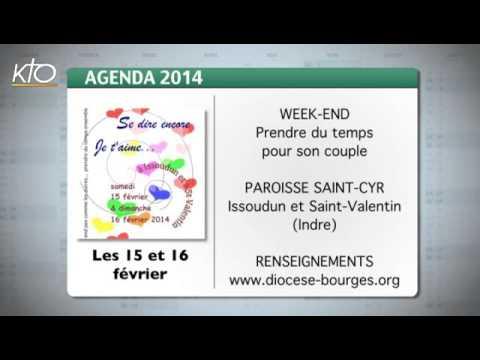 Agenda du 10 février 2014
