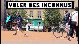 VOLER DES INCONNUS - L'insolent