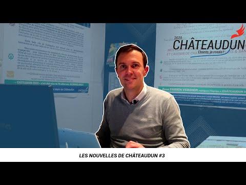 Nouvelles de Châteaudun #3