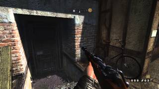 preview picture of video 'Lets Play Wolfenstein german #002 [Uncut]'
