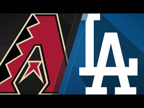 Dodgers stop D-backs' comeback in NLDS Game 2 win: 10/7/17