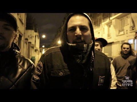 TCE Freestyles - Danger / MK Nocivo / Edsound / Kroys / Omega Ley / Xuki [ Paris, Francia ]