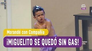 ¡Miguelito se quedó sin gas! - Morandé con Compañía 2017