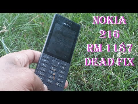 Download Nokia 216 Rm 1187 Dead Short Problem Video 3GP Mp4