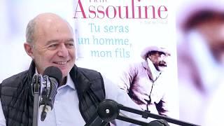 Le Sepher du libraire #46 - Pierre Assouline, Tu seras un homme mon fils