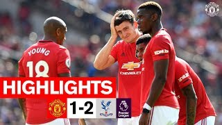 See the highlights as United suffer a late defeat to Crystal Palace in the Premier League   Subscribe to Manchester United on YouTube at http://bit.ly/ManU_YT Visit Manchester United at http://www.manutd.com Like Manchester United on Facebook at http://www.facebook.com/manchesterunited Follow Manchester United on Twitter at http://www.twitter.com/ManUtd Follow Manchester on Instagram at http://www.instagram.com/manchesterunited Subscribe to MUTV at https://bit.ly/2L9ymRs