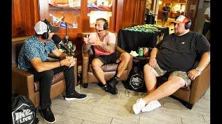 UFC Fighter Gregor Gillespie & FatCat Newton on Ike Live