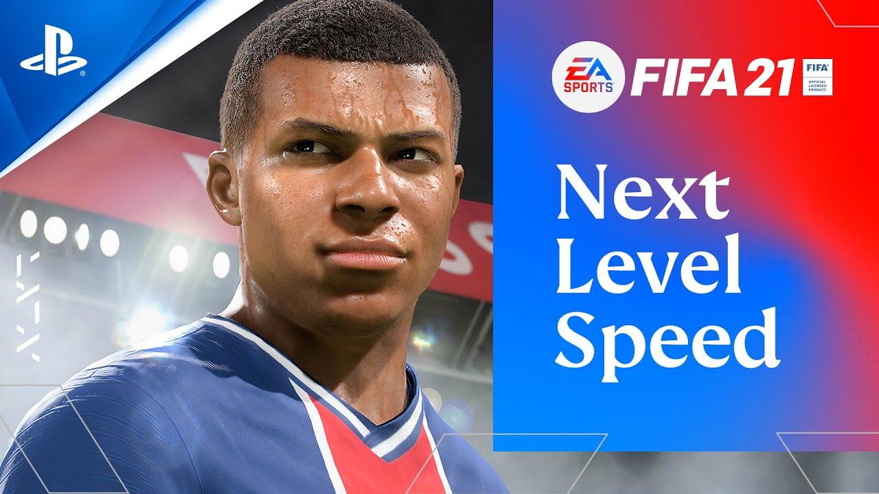 Spürt das nächste Level mit FIFA 21 für PlayStation 5 ab 4. Dezember