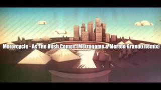 ATB   Ecstasy & Motorcycle   As The Rush Comes (Metronome & Morten Granau Remix) HD 1080p