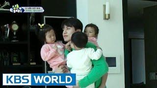 5 siblings' house - Nice to meet you, Dongwook uncle! (Ep.126   2016.04.24)