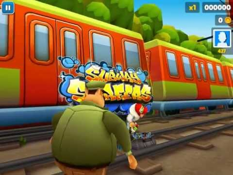 Subway Surfers working for PC ~ Keyboard Controller FIX LINK *