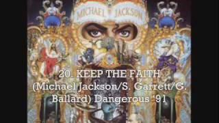 Ranking Las 40 Mejores Canciones De Michael Jackson