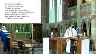 St Andrew's Parish Eucharist – Sunday 15th August 2021 – 'Blessed Virgin Mary'