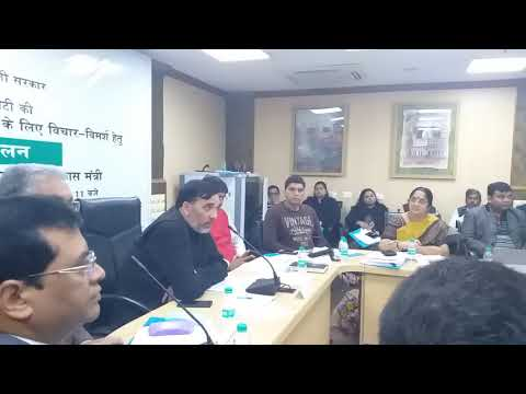 स्वामीनाथन आयोग की सिफारिशों को लागू करने के लिए दिल्ली सरकार ने आयोजित किया कृषि सम्मेलन