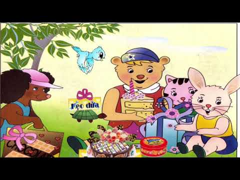 """LQVH: Kể chuyện cho trẻ nghe """"Gấu con bị đau răng"""". Trẻ 4 tuổi_ Ngày 14/10/2021"""
