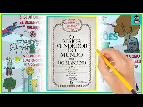 O MAIOR VENDEDOR DO MUNDO | OG MANDINO | RESUMO ANIMADO | VENDAS