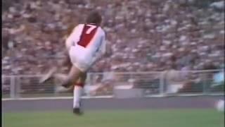 Johan Neeskens Vs Panathinaikos Coppa Dei Campioni Finale 1970 1971