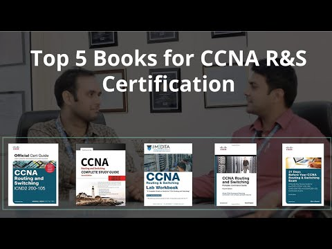 Cisco CCNA R&S Certification - Top 5 Recommended Books ...