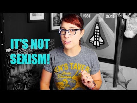 Sexism is NOT to Blame for Your Allergies!