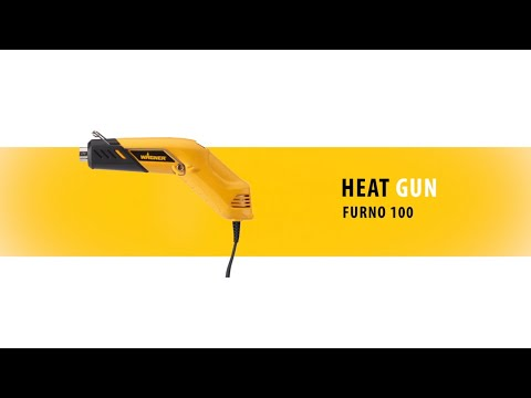 DIY πιστόλι θερμού αέρα Furno 100 Wagner