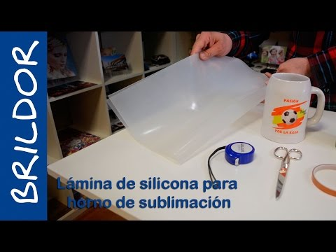 How to use the silicone sheet for sublimation oven