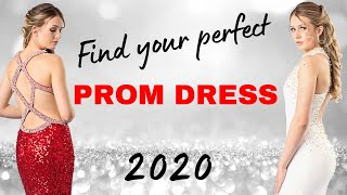PROM DRESSES (How To Find The PERFECT Prom Dress 2020)