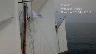 The Ocean Mapping Expedition, episode 5: The Winds of Change, Nov 2017-April 2018