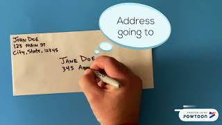 How to Address an Envelope/ Fill out an envelope U.S.Mail.