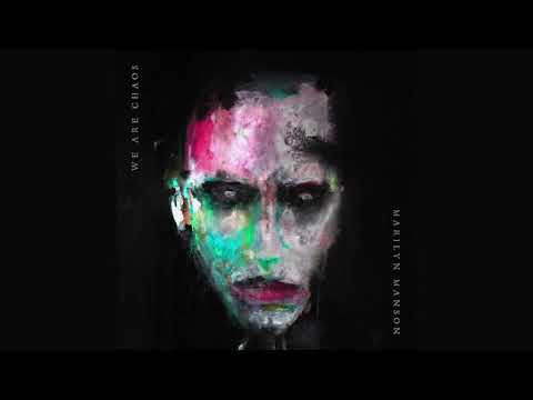 Marilyn Manson - HALF-WAY AND ONE STEP FORWARD (Official Audio)