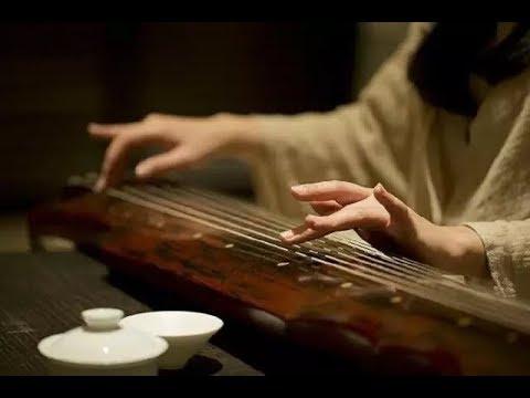 Chinese GuQin традиционная китайская музыка видео