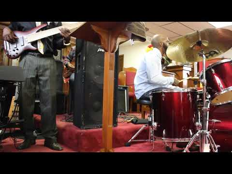 Great Drumming and Strumming 'show me the way'