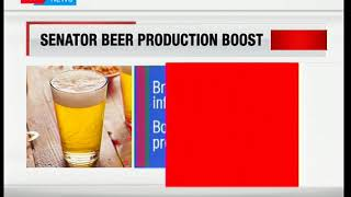 Kenya Breweries limited expand its capacity for production and distribution of its brand