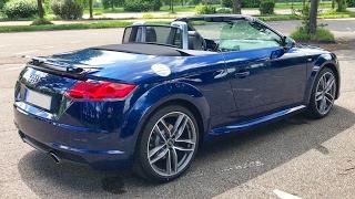Audi TT Roadster 2.0 TFSI quattro stronic ( 230 PS )