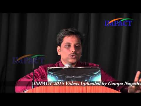 Business Skills | Sai Sathish | TELUGU IMPACT HYD SEPT 2015