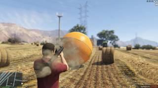 Khám phá bí mật GTA 5 #3 - Quả bóng khổng lồ
