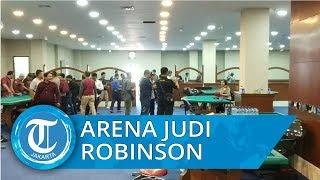 Polisi Bongkar Arena Judi di Apartemen Robinson Penjaringan