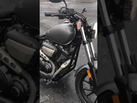 2014 Yamaha XV950 BOLT in Greenbrier, Arkansas