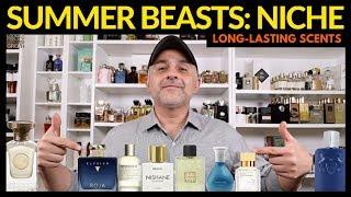 SUMMER BEASTS | Long Lasting Niche Fragrances For Summer ⛱️☀️🌊