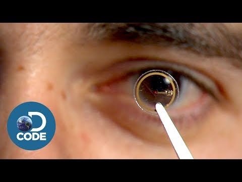 Can This Bionic Lens Give You Smart Vision?